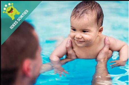Le rituel piscine & p'tites activités du dimanche matin